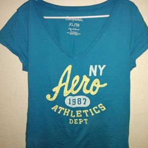 Airopostale tee 1987 athletic